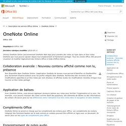 OneNoteOnline