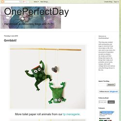 OnePerfectDay: Grrribbit!
