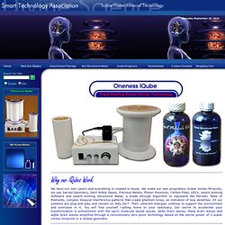 Onesness with the Spirit Molecule, Noble Gases, and Scalar Vortex Products