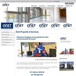 Conciergerie d'entreprise / Services associés / Nos metiers / Onet Propreté-Multiservices