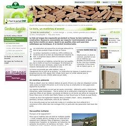 Le bois de construction