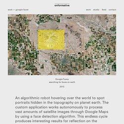 onformative – Google Faces