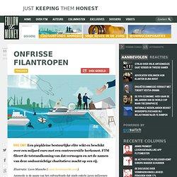 FTM: Onfrisse filantropen