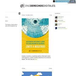 ONG Derechos Digitales – Page 1