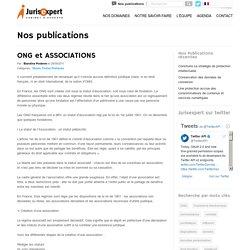 ONG et ASSOCIATIONS