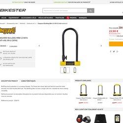 Onguard Bulldog Mini LS 8014 Anti-vol en U - Boutique de vélos en ligne - bikester.fr