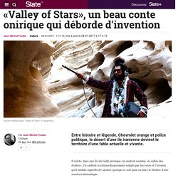 «Valley of Stars», un beau conte onirique qui déborde d'invention