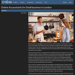 Online Accountants for Small business in London