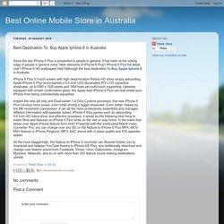 Buy Apple Iphone 6 in Australia
