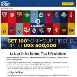 La Liga: Online Betting Predictions - news.gsb.ug