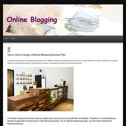 Online Blogging - Blog
