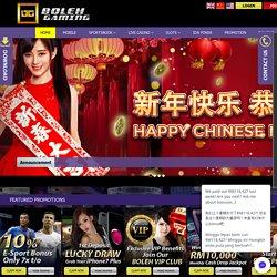 Online Casino Malaysia, online Sports betting and Live Casino Malaysia