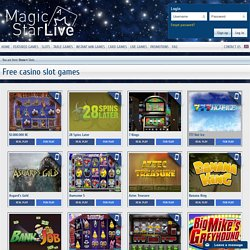 #1 online casino for slots