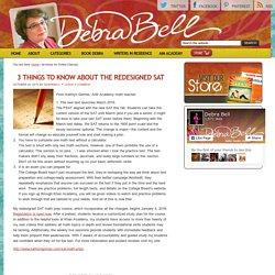 Online Classes — DebraBell.com