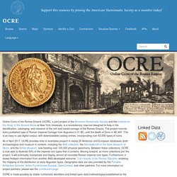 Online Coins of the Roman Empire