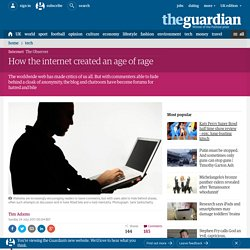 Online commenting: the age of rage