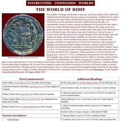 Online Companion: Body