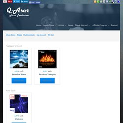 Online Music Download Store