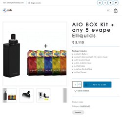 Best Online Eleaf Ijust 2 Kit in India