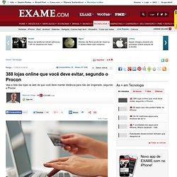 388 lojas online que você deve evitar, segundo o Procon