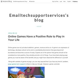 Pogo Games Tech Support