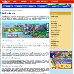 Online Games – Play Free, Fun Games for Kids