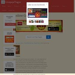 Online Ganesha Puja