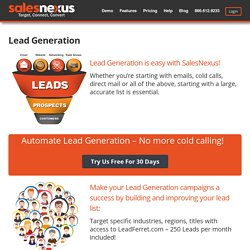 Know the Importance of Lead Generation for Your Company