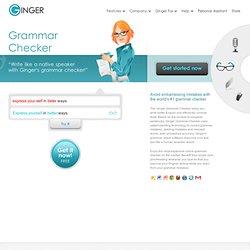 Online Grammar Check &Spell Check