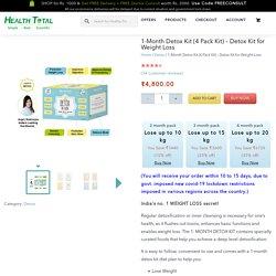 Body Detox Kit