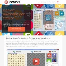 Online Icon Maker - Free online icon creator