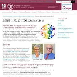 Online Live MBSR Inclusion-Diversity-LGBTQ+