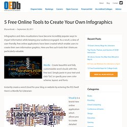 Free Online Tools to Create Infographics