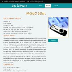 Online Spy Usb Kelogger Software in Delhi India