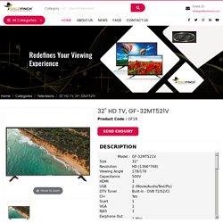 Buy 32 inch HD LED TVs in Korea - Goldfinchkorea.com