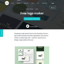 Free Online Logo Maker: Design a Custom Logo