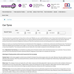 Buy Cheap Car Tyres Online Manchester