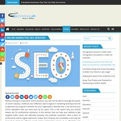 Online Markeitng Seo Services
