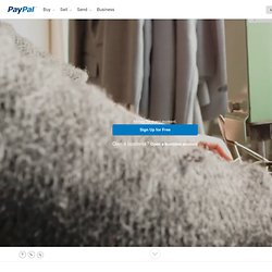 Send Money, Pay Online or Set Up a Merchant Account - PayPal
