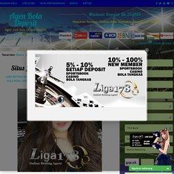 Situs Judi Bola Online Paling Dicari