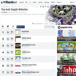 Best Online Auto Parts Store