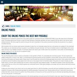 Online Pokies For Real Money