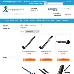 Hockey Sticks Nz-Xperiencesports