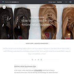 Online Retail Business Success