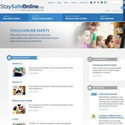 Teach Online Safety