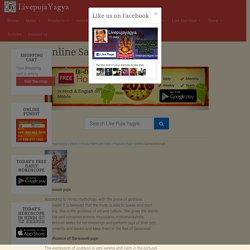Online Saraswati Puja