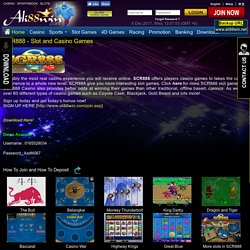 Slot And Casino Games