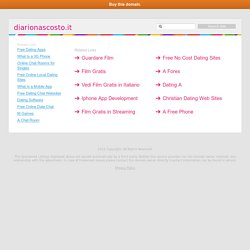 Lista dei Tool online per scrivere codice in HTML5 « DiarioNascosto v3.0