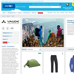 Online Shop VAUDE - Sportler