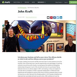 How to Sell Art Online –Shopify Success Story